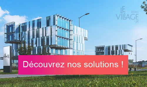 Incubateur start-up Reims Bezannes